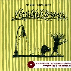 Větvička a Ploutvička + DVD