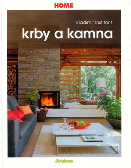 Krby a kamna - Institoris Vladimír - 21,5x27,2