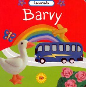 Barvy - leporelo - Sun