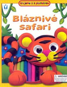 Bláznivé safari - Hrajeme si s plastelínou
