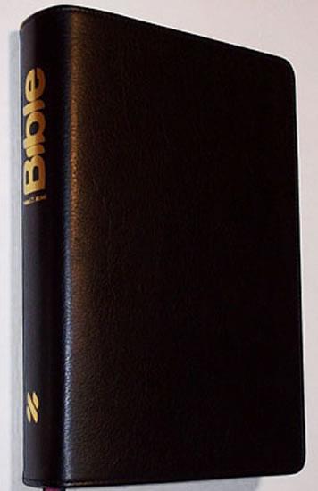 BIBLE překlad 21. století - pravá kůže - neuveden - 14,5x20,1