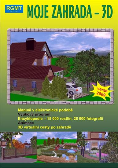 Moje zahrada – 3D verze 2009 - neuveden - 13,4x19