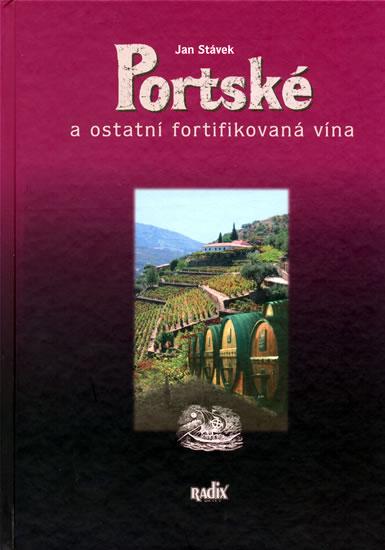 Portské a ostatní fortifikovaná vína - Stávek Jan - 15,3x21,5