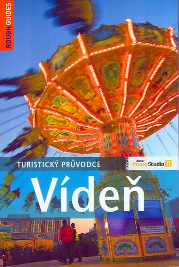 Vídeň - Turistický průvodce - 2. vydání - 13x20 cm
