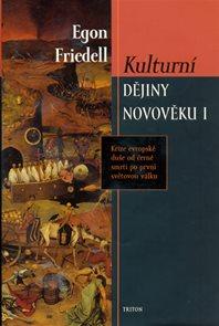 Kulturní dějiny novověku I. - Krize evropské duše od černé smrti po první světovou válku