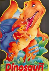 Dinosauři - pěnové leporelo