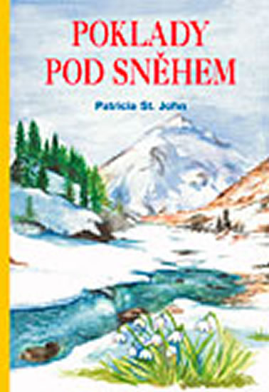 Poklady pod sněhem - John Patricia St. - 15x21,1
