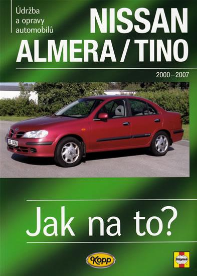 Nissan Almera/Tino - 2000-2007 - Jak na to? - 106. - Gill Peter T. - 20,7x28,7