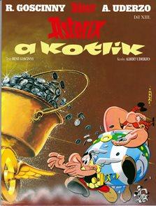 Asterix 13 - Asterix a Kotlík - 4. vydán