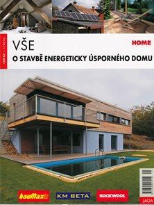 Vše o stavbě energeticky úsporného domu