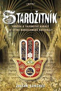 Starožitník - Vražda a tajemství kabaly ve stínu barcelonské katedrály