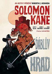 Solomon Kane 1 - Ďáblův hrad - brož.