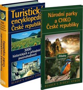 Turistická encyklopedie ČR + Národní parky a CHKO ČR