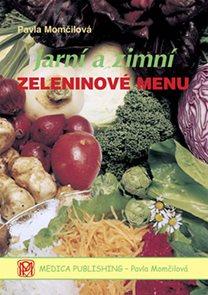 Jarní a zimní zeleninové menu - váz.