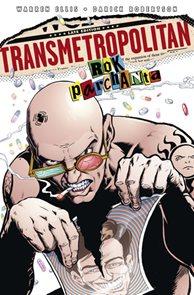 Transmetropolitan 3 - Rok parchanta