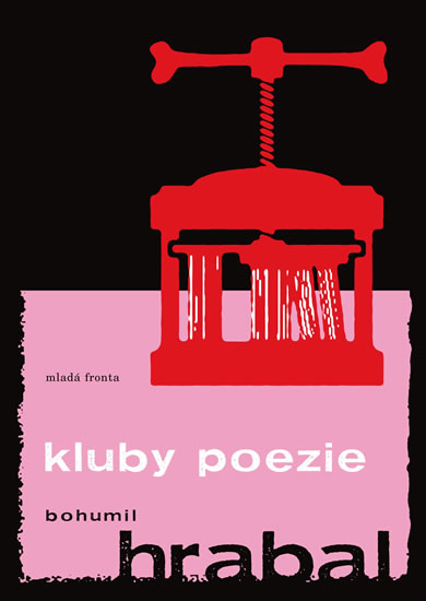 Kluby poezie - Hrabal Bohumil - 12,6x17