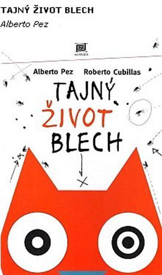 Tajný život blech - Pez Alberto - 15,4x22,9