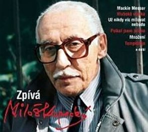 Zpívá Miloš Kopecký - CD