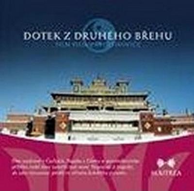 Dotek z druhého břehu - DVD (plastová krabička) - Poltikovič Viliam - 13,5x19