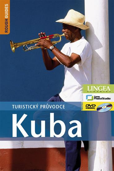 Kuba - turistický průvodce Rough Guides - 13x20 cm