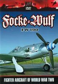 Focke-Wulf FW 190 - Válečná technika 4 - DVD