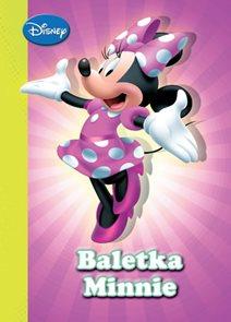 Baletka Minnie - leporelo