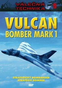 Vulcan Bomber Mark 1 - Válečná technika 9 - DVD