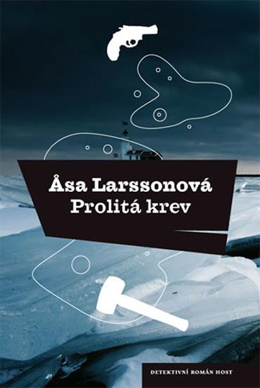 Prolitá krev - Larssonová Äsa - 13,9x20,5