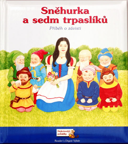 Sněhurka a sedm trpaslíků - Příběh o závisti - neuveden - 22,2x25