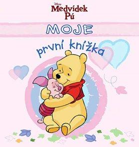 Moje první knížka - Medvídek Pú(růžová)
