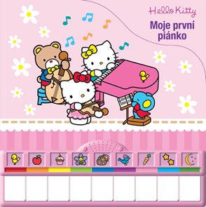 Hello Kitty – Moje první piánko – zvukové leporelo