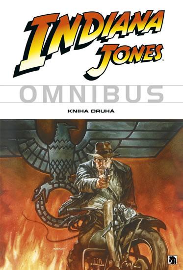 Indiana Jones - Omnibus - kniha druhá - Gianni Gary - 16,7x23,7