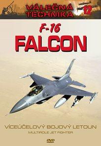 F-16 Falcon - Válečná technika 12 - DVD