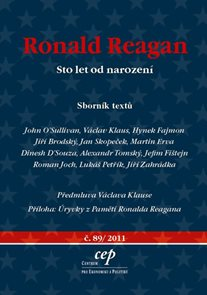 Ronald Reagan - Sto let od narození - Sborník textů