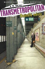 Transmetropolitan 5 - Osamělé město