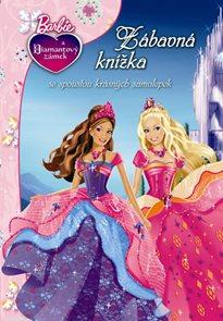 Barbie - Diamantový zámek + samolepky