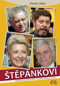 Štěpánkovi - Zdeněk, Jana, Martin a Petr v divadle, ve filmu, v životě...