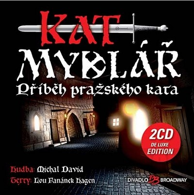 Kat Mydlář (De Luxe Edition) - 2CD - David Michal - 12,4x14,2