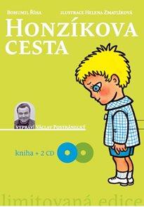 Honzíkova cesta - kniha + 2CD