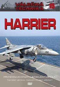 Harrier - Válečná technika 15 - DVD