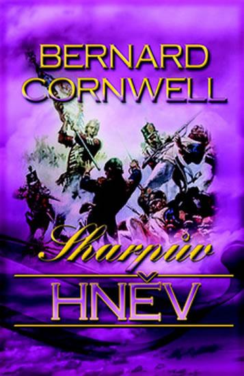 Sharpův hněv - Cornwell Bernard - 14,2x20,8