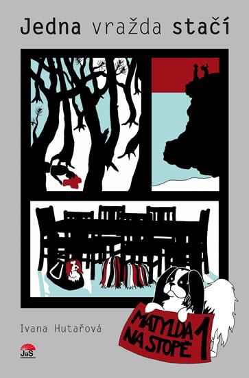 Jedna vražda stačí - Matylda na stopě 1 - Hutařová Ivana - 13,5x20,7