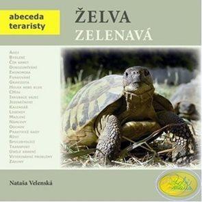 Želva zelenavá - Abeceda teraristy