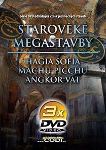Starověké megastavby 1 - 3DVD