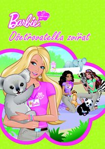 Barbie - Ošetřovatelka zvířat