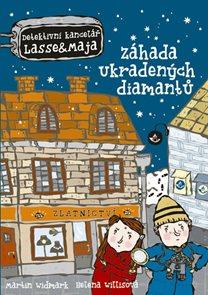 Detektivní kancelář LasseMaja 1 - Záhada ukradených diamantů.