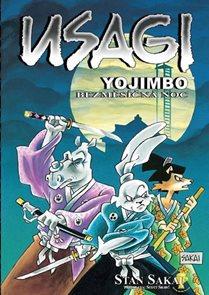 Usagi Yojimbo - Bezměsíčná noc