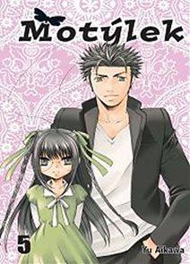 Motýlek 5 - Manga