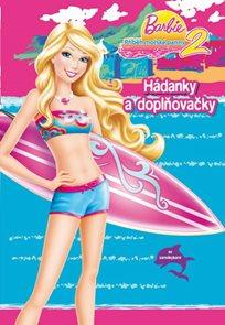 Barbie - Příběh mořské panny 2 – Hádanky a doplňovačky se samolepkami