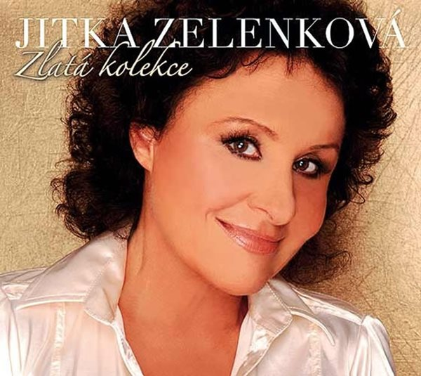 Jitka Zelenková - Zlatá kolekce - 3 CD - neuveden - 12,6x14,2